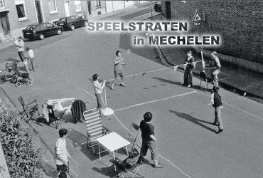 Mobiele speelteams - Speelstraten