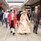 Officiële startschot spetterende kermisfoor -  Waregem Koerse Feesten 2016