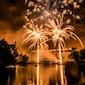 Vuurwerk -   Waregem Koerse Feesten 2016