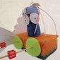Supervlieg - Wonderwagen op wieltjes (Artforum)