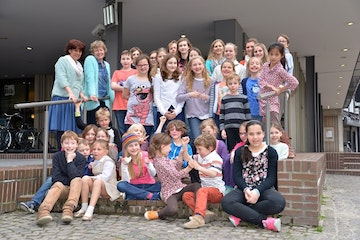 Kinder en jeugdjury 2016-2017