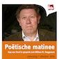 Poëtische matinee: Guy Van Hoof in gesprek met Willem M. Roggeman