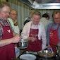Koken voor mannen: mannen achter het fornuis
