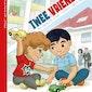 """Boekvoorstelling """"Twee vrienden"""" door auteur Emy Geyskens"""