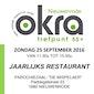 OKRA Nieuwenrode jaarlijks restaurant