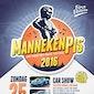 Manneken pis car show and music festival