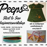 Beginnersworkshop naaien