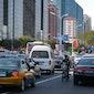 Stad, verkeer en luchtpollutie