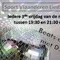 Beats on Ice op vrijdagavond