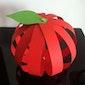 knutselmoment: decoratieve appel maken