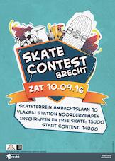 Skate Contest Brecht
