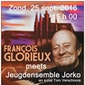 François Glorieux meets jeugdensemble Jorko