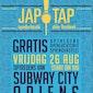 Openluchtcafé JAPTAP