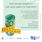 Gratis Energiefit-namiddag voor snelle energiebesparing?