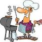 Barbecue t.v.v. Kinderkankerfonds