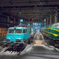Trainworld in Schaarbeek