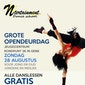Opendeurdag Ntertainment Danceschool