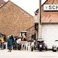 Familiedag Rockcafé 't Schuurke Vlijtingen - trike- en vesparondrit