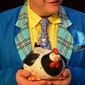 Kip van Troje presenteert: Mijnheer Neus vertelt en plooit ballonnen te Aartselaar