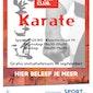 Gratis initiatielessen Karate