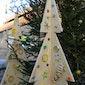Kerstmarkt op domein Kiewit