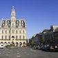 Lekker paling eten, bezoek stadhuis Oudenaarde en bedevaartskapel in Kerselare