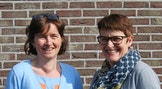 Iedereen bibliothecaris: Martine Boutsen en Brigitte Meyssen