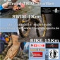Blue Globe Sports & Vosselare Put offroad trio triatlon