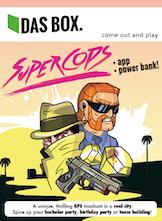 Super Cops: het bloedstollende achtervolgingsspel in Eeklo