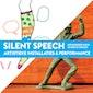 Silent Speech - Finale CUT THE CRAP #3