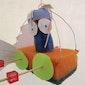 Grabbelpas - Wonderwagen op wieltjes