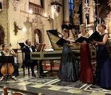 Euterpe Baroque Consort & Co . Concerto delle Donne