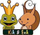 Kerstlichtjestocht met Kik en Eek