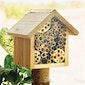 Bouw een bijenhotel voor meer bijtjes in je tuin