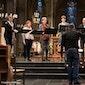 Concert met orgel en koor