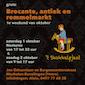 Brocante, antiek en rommelmarkt