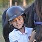Griezel paarden namiddag