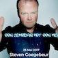 Comedy night met Steven Goegebeur