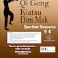 Dim Mak, Qi Gong en Kiatsu stage