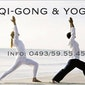 YOGA & QI-GONG GRATIS PROEFLES