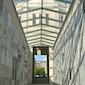 Gerestaureerde grafgalerij in Molenbeek