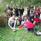 Paddenstoelenwandeling in het Heidebos (Week van het Bos)