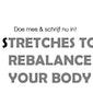 Zelf je lichaam en geest in balans brengen - workshop meridiaanstrekkingen