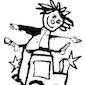 De Poppentovertrein: De kikkerprinses