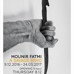 mounir fatmi - 'A Savage Mind'