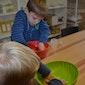 Halloweenworkshop: badbruisballen maken
