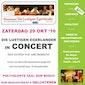 Die Lustigen Egerländer in concert