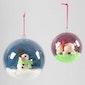 maak je eigen kerstballen