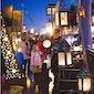 Kerstmarkt Menen met straatanimatie