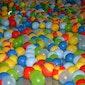 Kleuterzwemballenbad